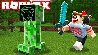 ROBLOX in Minecraft ITA