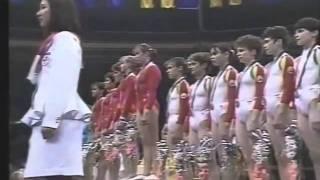 1988 Seoul - Soviet anthem