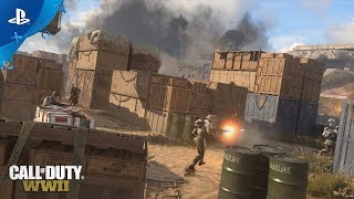 Call of Duty: WWII - Shipment 1944 Trailer   PS4