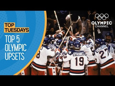 Top 5 Upsets in Olympic History