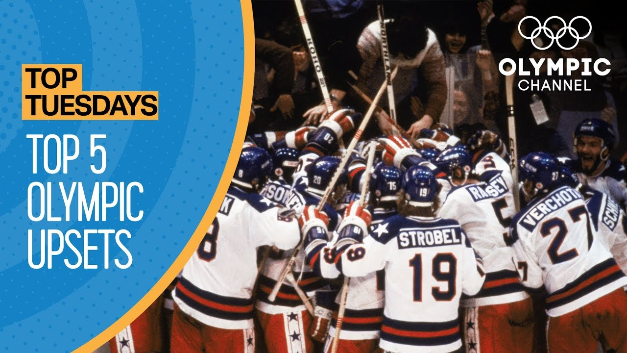 Download Top 5 Upsets in Olympic History   Top Moments