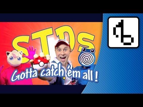 STDs: Gotta Catch 'Em All! - brentalfloss