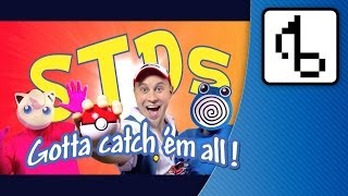 Repeat youtube video STDs: Gotta Catch 'Em All! - brentalfloss