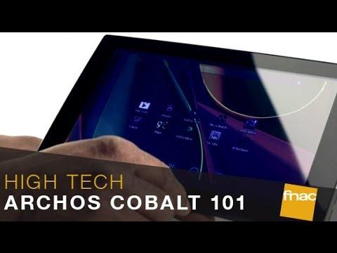 Archos Cobalt 101 : les conseils des experts Fnac