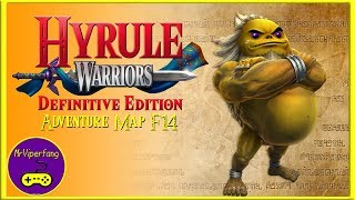 Hyrule Warriors (Switch): Adventure Map F14 -