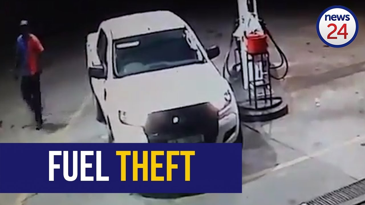 Tzaneen Engen Garage Watch Limpopo Diesel Thief Drives Off Without Paying R3 179 Bill