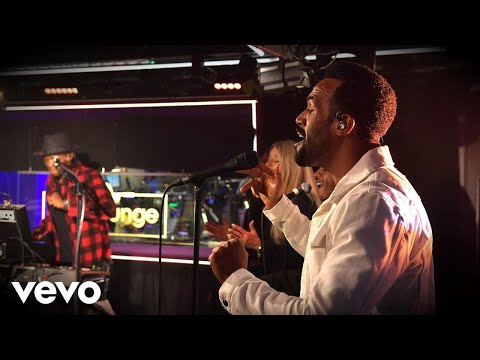 Craig David - Heartline in the Live Lounge