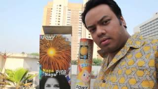 "SONY VINAYAGA fireworks""NAYA PYAR""   3inch shell from India(during Diwali)"