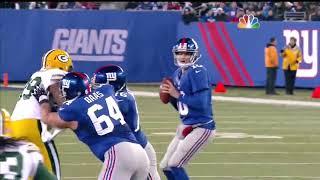 2012 - Packers @ Giants Week 12