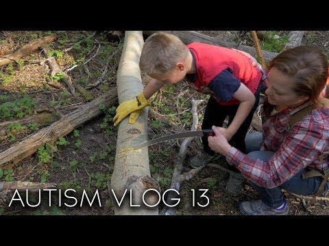 Autism Vlog 13: Work Ethic (4k)