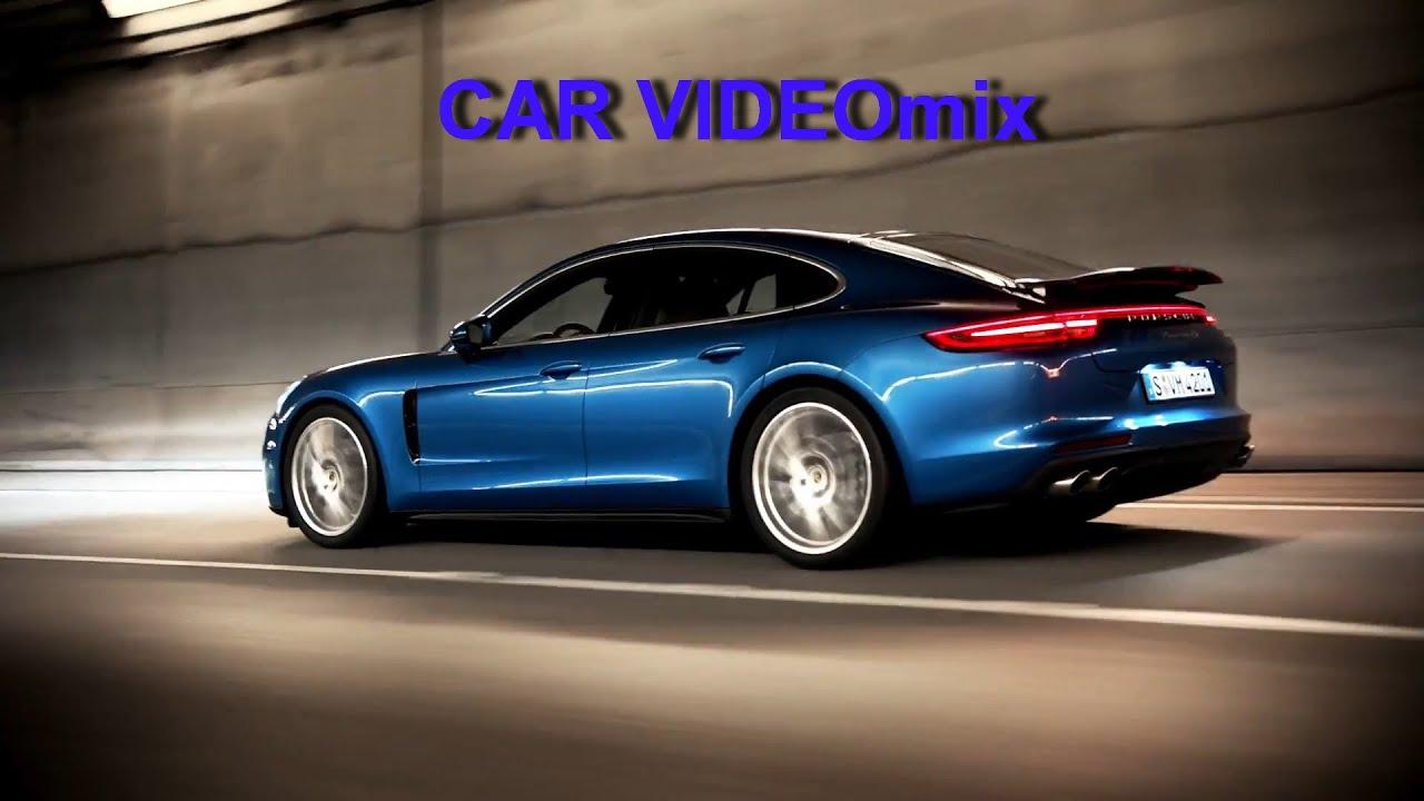 Porsche Panamera 2017 Official Video