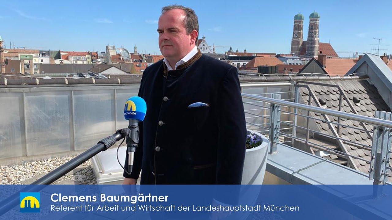 Clemens Baumgärtner zum Ausfall des Oktoberfests 2020