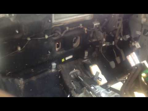 how to replace mahindra xuv Ac  cooling coil