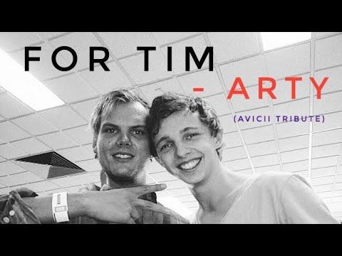 arty tim avicii tribute youtube