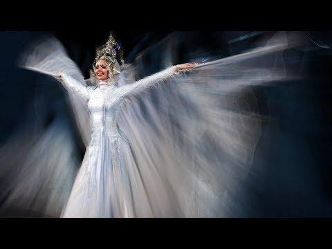 "Зимняя фантазия ""Метелица"". Балет Игоря Моисеева."