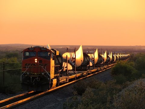 [HD] Union Pacific Military and Windmill Specials on the Gila Subdivision