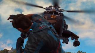 Just Cause 3: PT 28- Completing Mission (finally) & Liberating To Unlock!