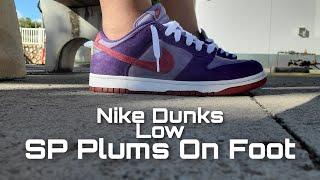 Dunk Low Retro Vol. 1 SP 'Plum'