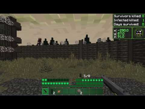 Minecraft Decimation ModPack S1 Ep1 - The Fallout Shelter