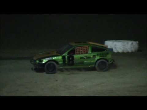 Butler Motor Speedway FWD Feature 9/16/16