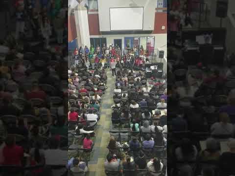 Spurgeon Intermediate School Fall Disney Concert 2018