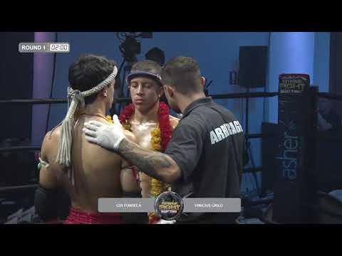 EXTREME FIGHT II | Gui Fonseca Vs Vinicius Grilo