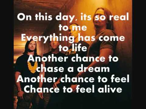 Alter Bridge Metalingus Lyrics HD