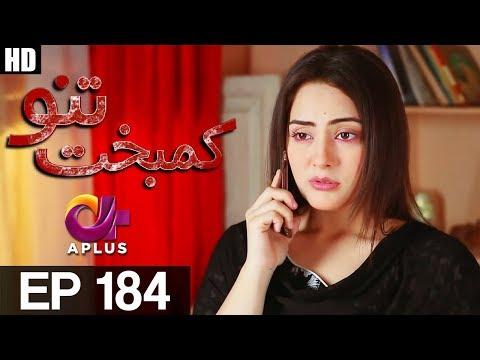 Kambakht Tanno - Episode 184 - A Plus ᴴᴰ Drama