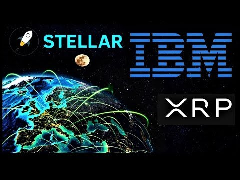 STELLAR BREAKING NEWS: IBM 'World Wire' ...Will it Make Ripple Worried?