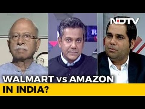 Walmart vs Amazon In India: Will Consumer Be The King?