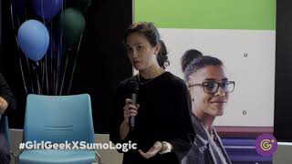 A Culture Of Service & Listening to Your Customers: Girl Geek X Sumo Logic Dinner & Talks