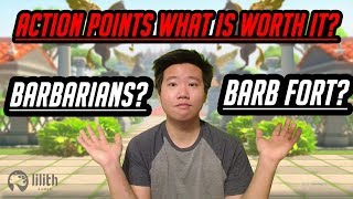 SPEND Action Points On Barbarians or Barbarian Forts? | Rise of Civilizations