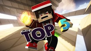 TOP 5 CLIPS of the WEEK #07 by VAMIS