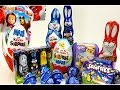 Easter Holiday Surprise Eggs Maxi Egg Smarties Kinder Surprise Milka Oreo KitKat