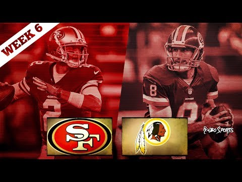 San Francisco 49ers VS Washington Redskins Week 6 NFL 2017 Postgame Gathering
