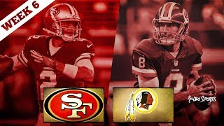 San Francisco 49ers VS Washington Redskins Week 6 NFL 2017 Postgame Gathering