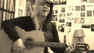 Carolyn Black Veil Brides (acoustic cover)