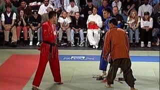 Pro TKD - Danny Kim vs Hyon Lee