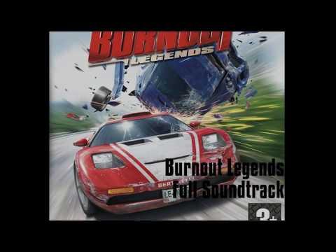 Burnout Legends DS Full Soundtrack