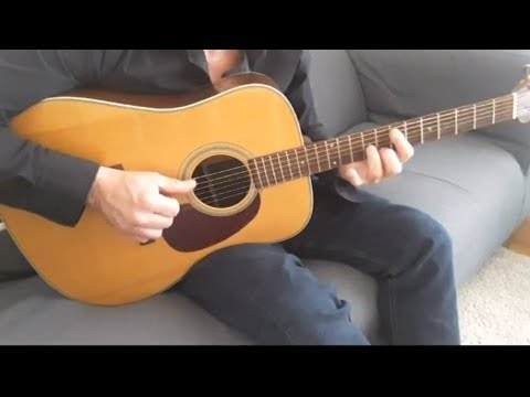 Jamiroquai - Corner of the Earth - Acoustic Guitar Fingerstyle Cover