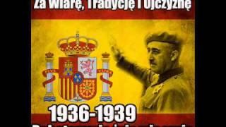 17 lipca rocznica wybuchu Hiszpańskiej Wojny Domowej, Falanga łódzkie.