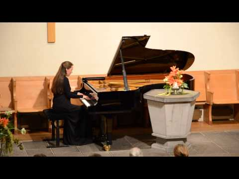 Mendelssohn Musikwoche 2014; Maria Gabrys