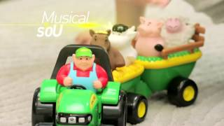 John Deere Animal Sounds Hayride – From TOMY