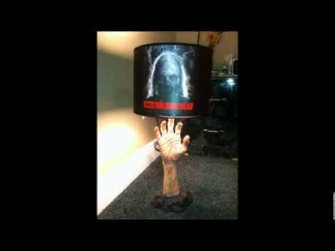 The Walking Dead Table Lamp Review
