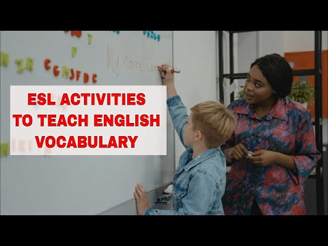 Fun Activities to Teach English Vocabulary: Hot Seat