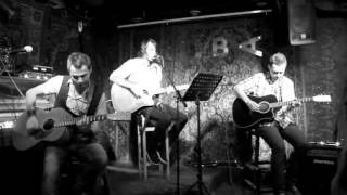 Acoustic Pleasure - Get Lucky (Daft Punk cover) [live at jazz club TRUBA]