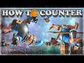 How to Counter Royal Recruits | Clash Royale 🍊