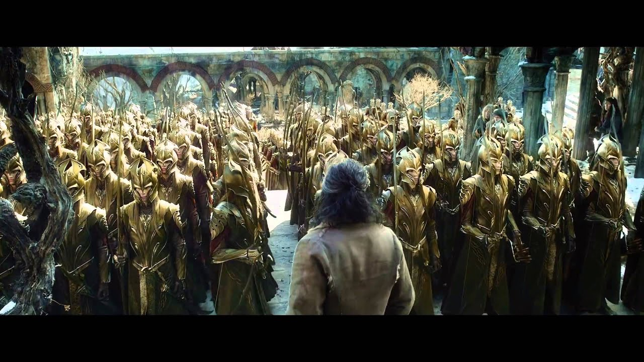 The Hobbit Battle Of Five Armies Official Teaser Trailer HD