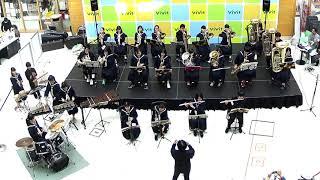 船橋市立高根台中学校 吹奏楽部.