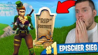 ,, das war´s mit Fortnite